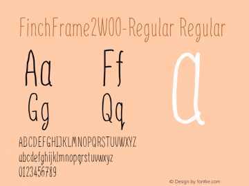 FinchFrame2-Regular