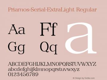 Priamos-Serial-ExtraLight