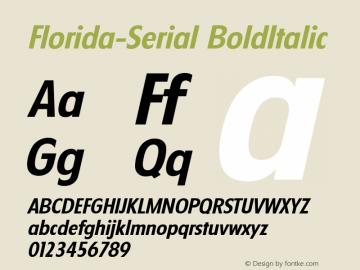 Florida-Serial