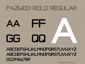 Paz-Bold