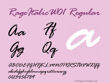 RageItalic