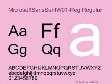MicrosoftSansSerif-Reg