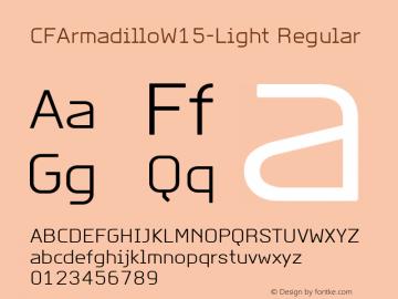 CFArmadillo-Light