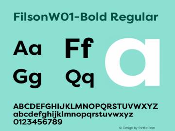 Filson-Bold