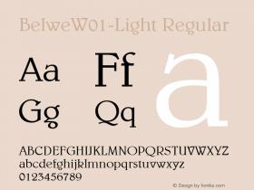 Belwe-Light