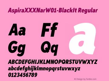 AspiraXXXNar-BlackIt