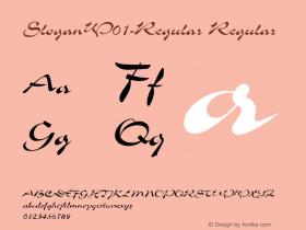 Slogan-Regular