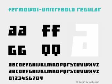 Fermo-UniTRFBold