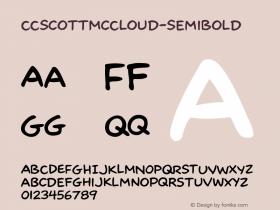 CCScottMcCloud-SemiBold