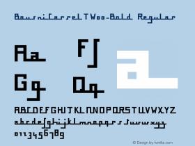 BousniCarreLT-Bold
