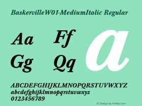 Baskerville-MediumItalic