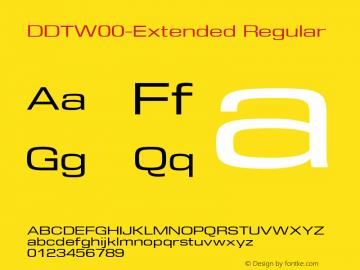 DDT-Extended
