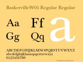 Baskerville-Regular