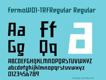 Fermo-TRFRegular