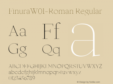 Finura-Roman