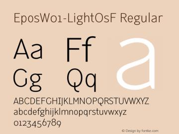 Epos-LightOsF