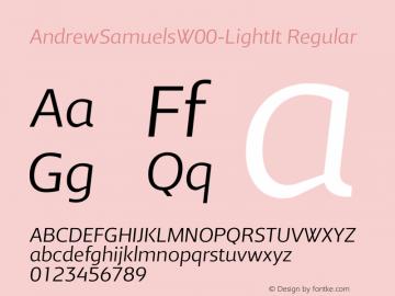 AndrewSamuels-LightIt