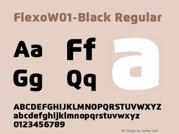 Flexo-Black
