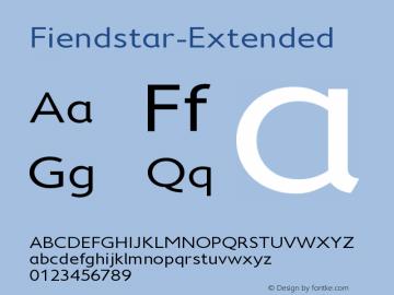 Fiendstar-Extended