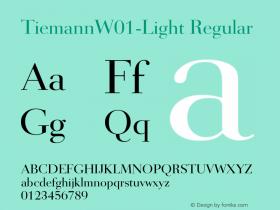 Tiemann-Light