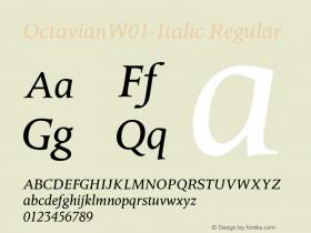 Octavian-Italic