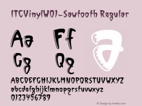 ITCVinyl-Sawtooth