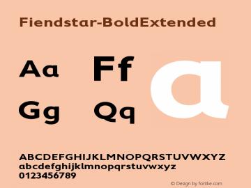 Fiendstar-BoldExtended