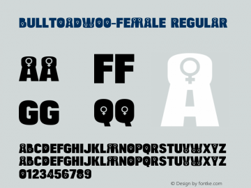 Bulltoad-Female