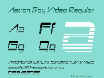 Astron Boy Video