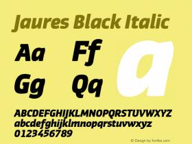 Jaures Black