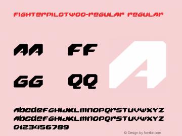 FighterPilot-Regular