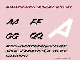 Avalanche-Regular