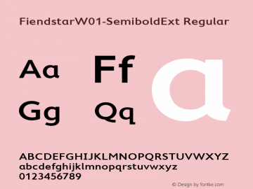 Fiendstar-SemiboldExt