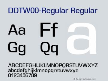 DDT-Regular