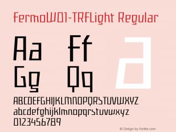 Fermo-TRFLight