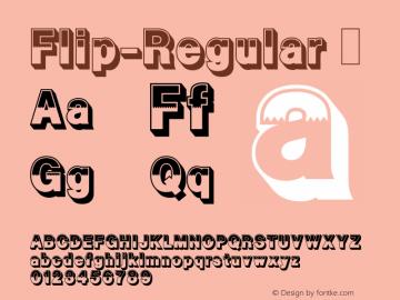 Flip-Regular