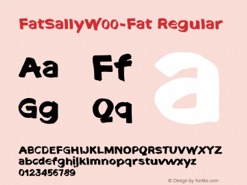 FatSally-Fat