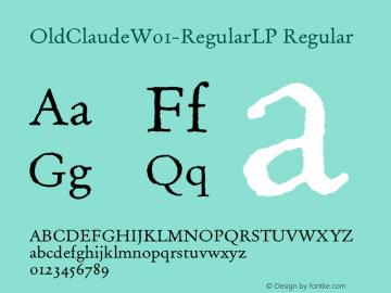 OldClaude-RegularLP