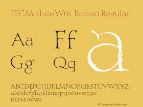 ITCMithras-Roman