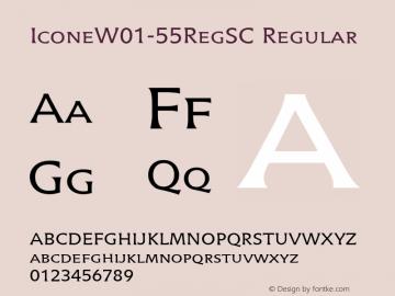 Icone-55RegSC
