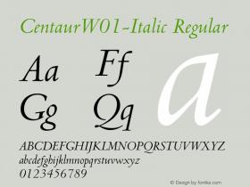 Centaur-Italic