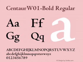 Centaur-Bold