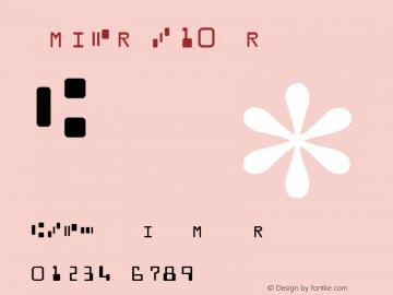 SMICR-B10