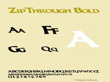 ZipThrough