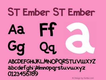 ST Ember