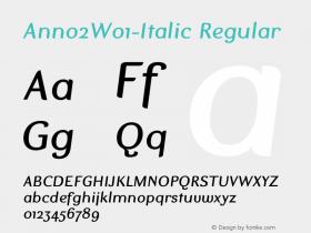 Anno2-Italic