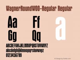 WagnerRound-Regular