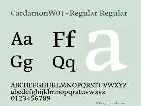 Cardamon-Regular