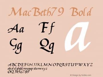 MacBeth79