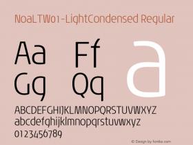 NoaLT-LightCondensed
